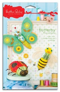 Flutterby Pin Cushions